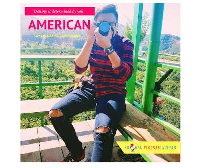 Cảm ơn chị đã giúp em lột xác_Phước Đức, Aupair Mỹ nam đầu tiên tại Global Vietnam Aupair