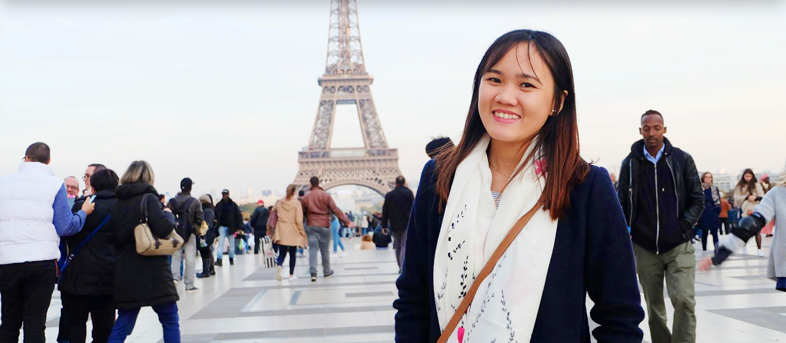 Do Thi Thuy Duong - Aupair in France