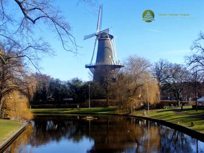 Du lịch Hà Lan cùng gia đình nuôi – Aupair Đức