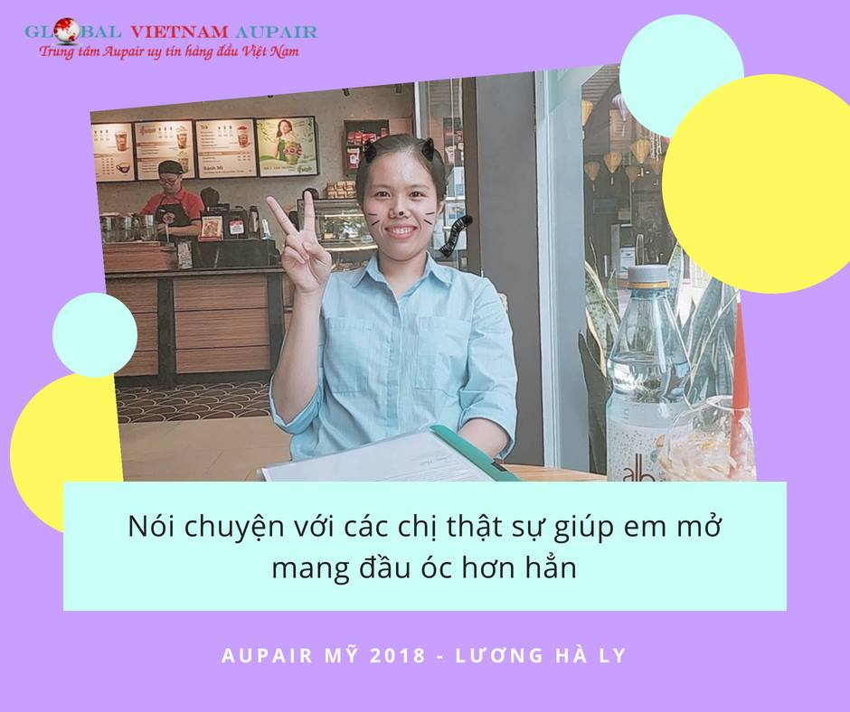Nothing is impossible – Aupair Mỹ 2018 – Lương Hà Ly