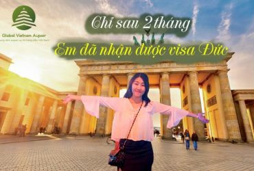 Only after 2 months I had received a German visa – Le Han Uyen – Aupair in Germany