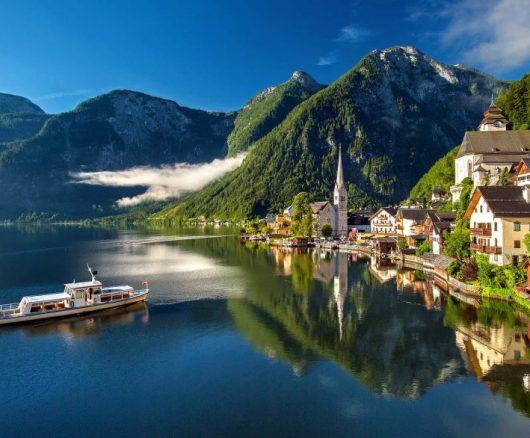 Chương trình Aupair Áo