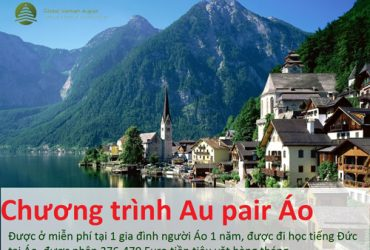 The cost of joining the Aupair program in Austria at Global Vietnam Aupair